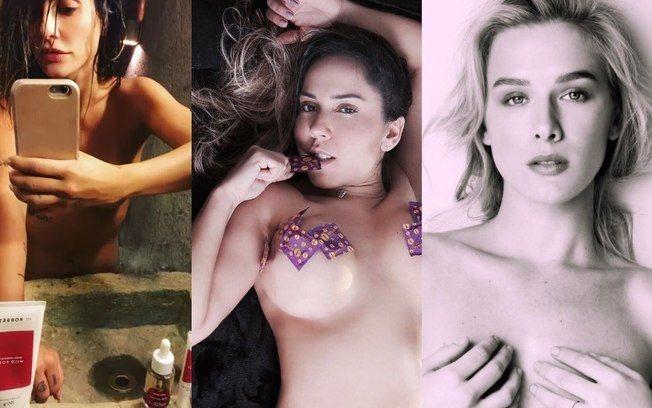 Nude celebrity women