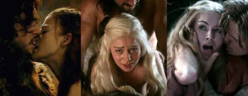 The best erotic scenes from Game of Thrones
