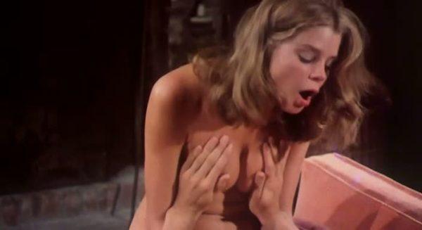 Секс сцены с кристин дебелл