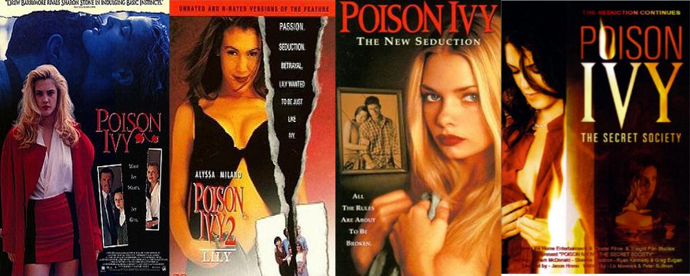 La saga de Poison Ivy
