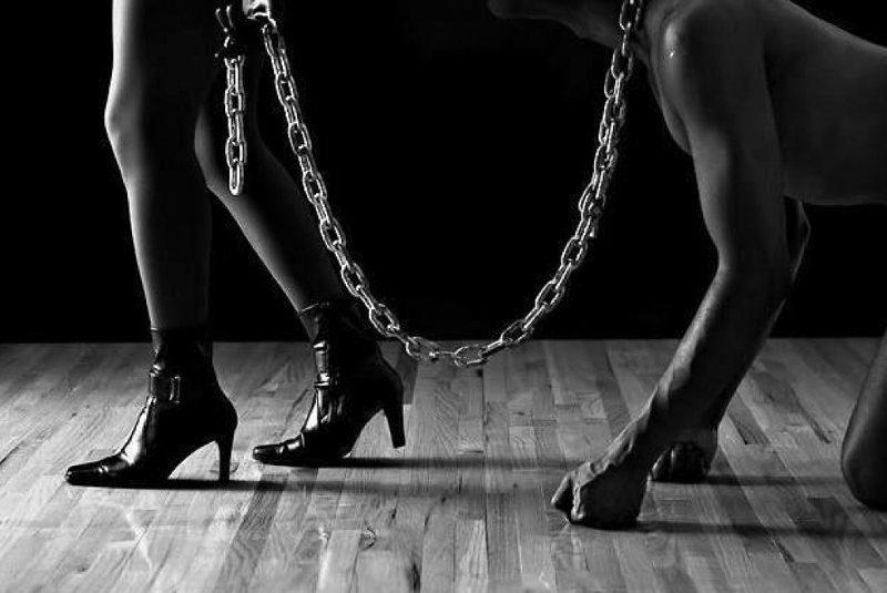 Un esclavo sumiso de María Ramos