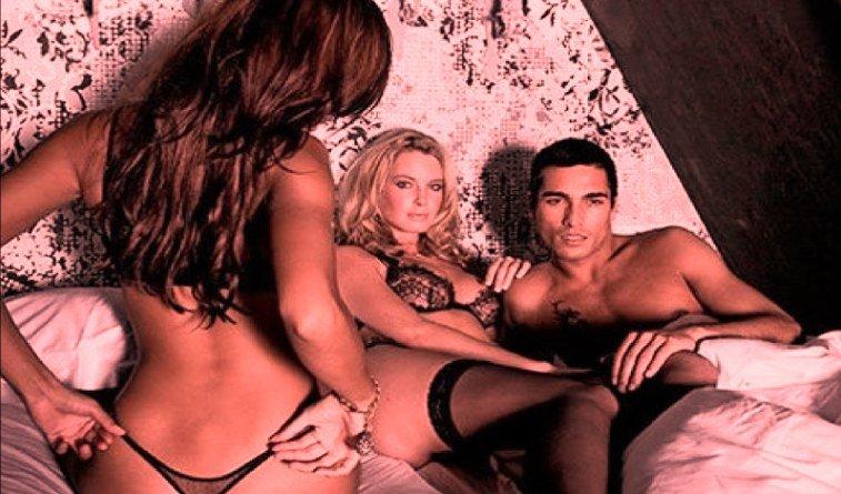 Relatos eróticos con tríos