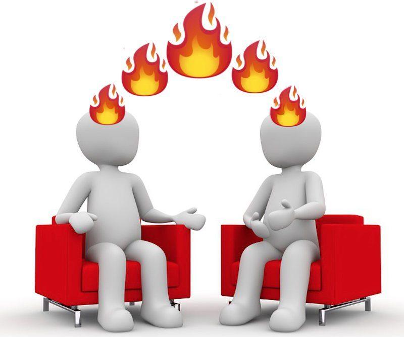 Entrevistas calientes