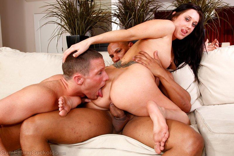 La fantasía del trío bisexual HMH
