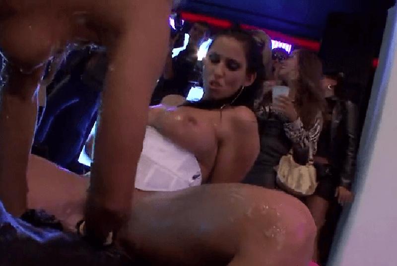 Un polvo en la discoteca