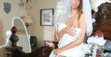 Recién casadas cachondas