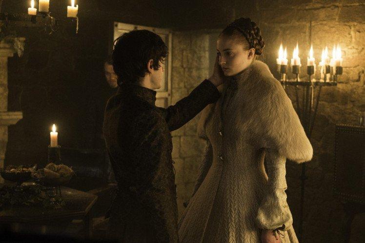 Violación de Ramsay Bolton a Sansa Stark