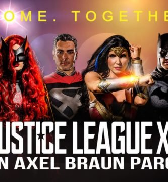 Justice League XXX