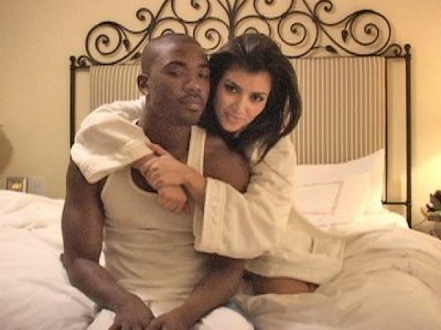 El vídeo íntimo de Kim Kardashian