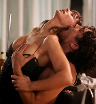 Actrices con más escenas eróticas del cine