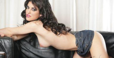 Ana Marco desnuda