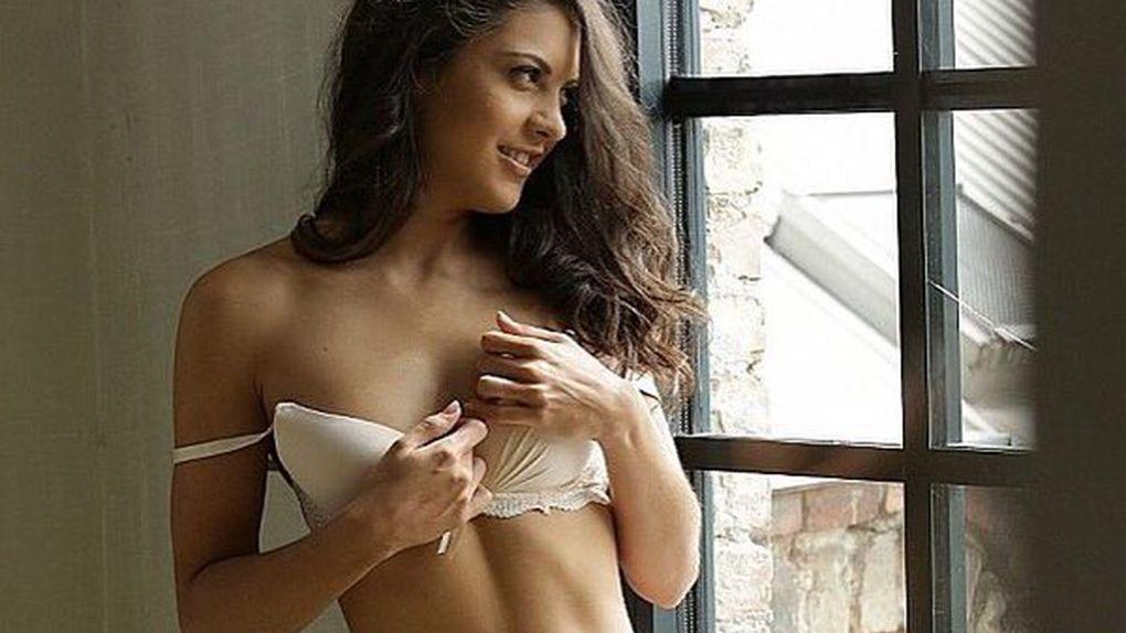 La Mejor Actriz Porno Nacional portada de Interviú