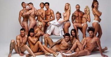Desnudos de MyHyV