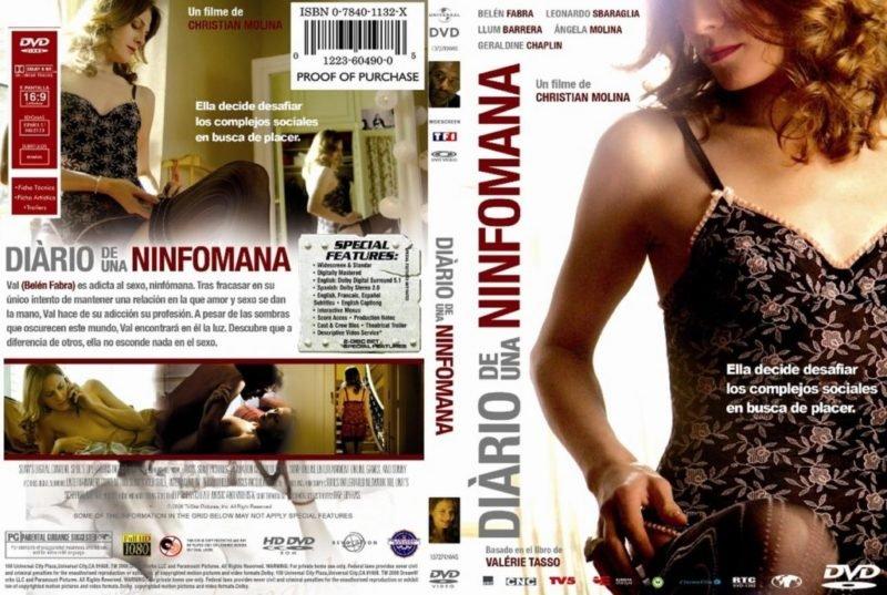 Pelicula porno completa ninfomana Diario De Una Ninfomana Peliculas Eroticas Erotismo Sexual