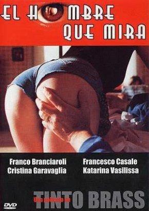 El hombre que mira es una película erótica italiana dirigida por Tinto Brass. Hay buenas escenas eróticas, algunas traspasan los límites morales.