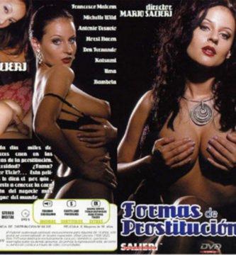 Formas de prostitución
