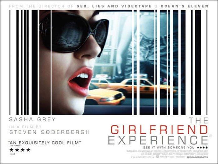 La película The Girlfriend Experience