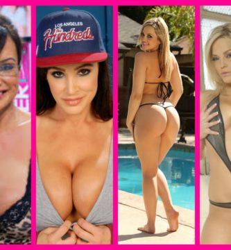 Las actrices porno más famosas