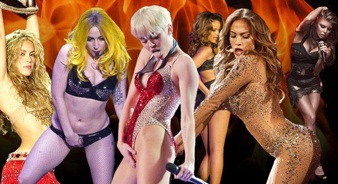 Las cantantes más sexys del mundo