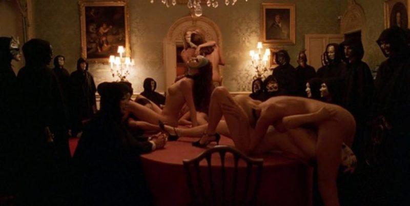 Las mejores orgías del cine erótico