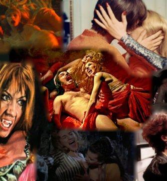 Las mejores películas eróticas de vampiros