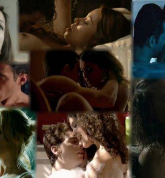 Las series españolas con más sexo