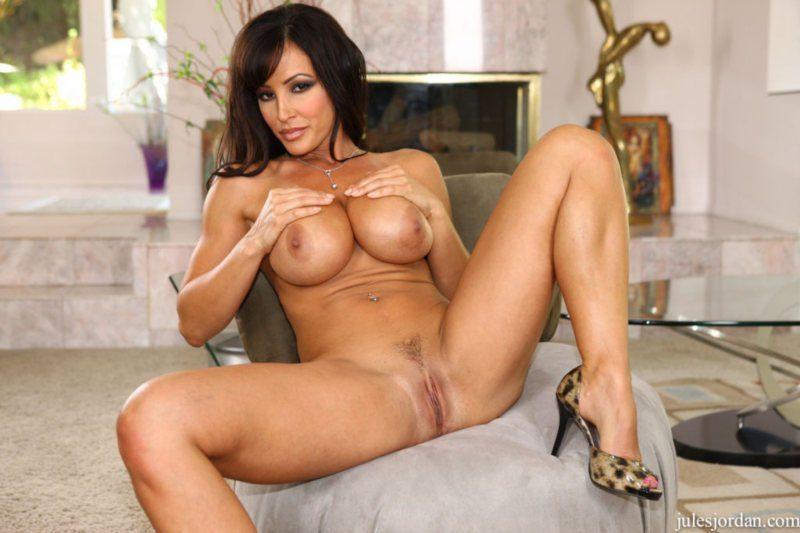 Lisa Ann desnuda
