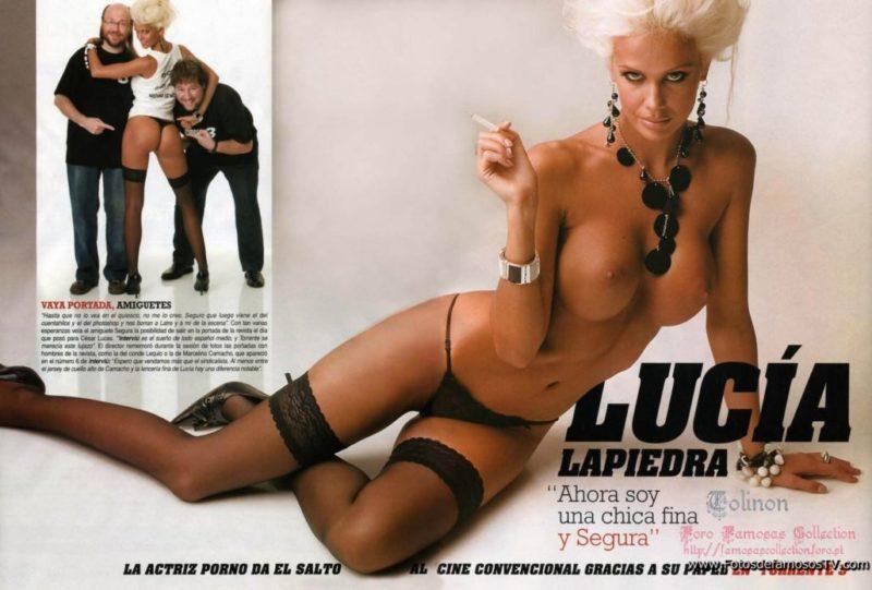 Lucía Lapiedra o Miriam Sánchez
