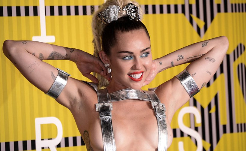 Escándalos sexuales de Miley Cyrus