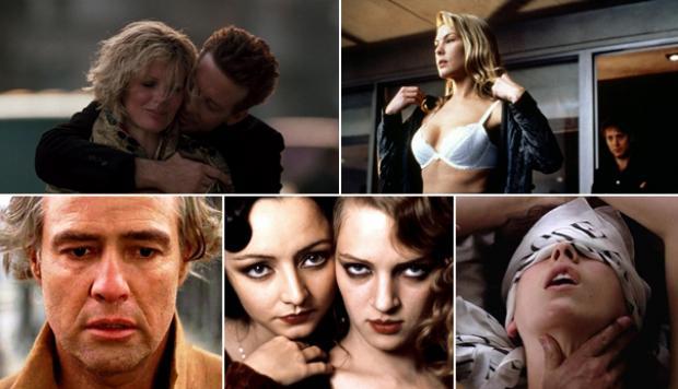Las películas eróticas más famosas