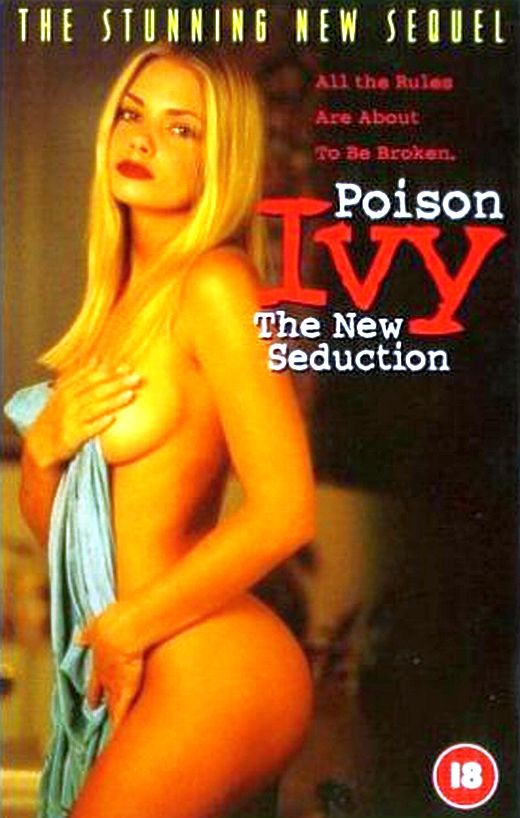Poison Ivy: Hiedra venenosa