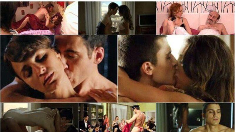 Las mejores escenas eróticas de las series españolas