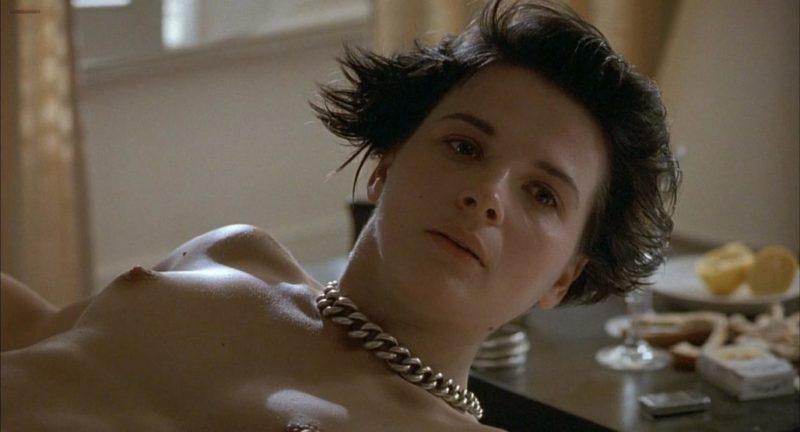 Juliette Binoche sex