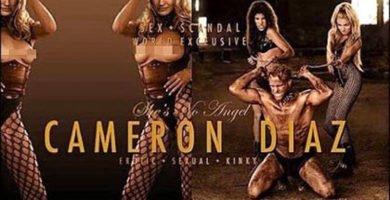 Cameron Diaz hizo porno antes de ser famosa