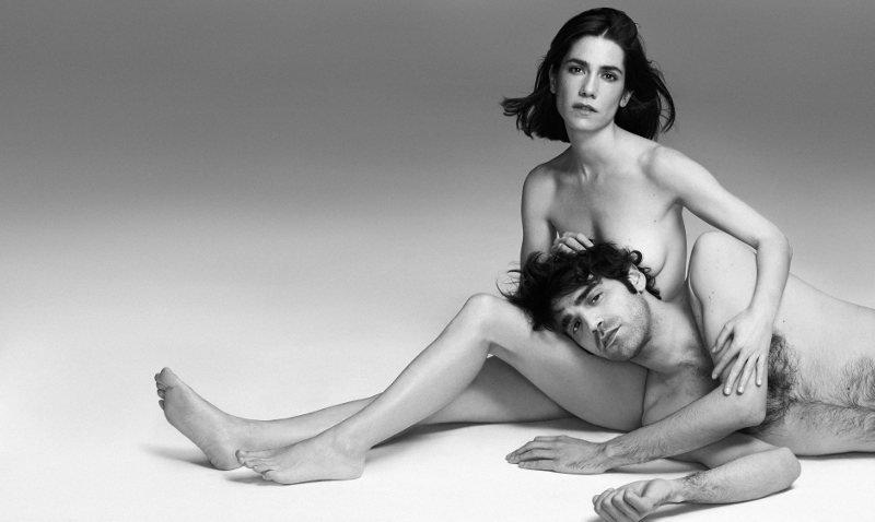 Bruna Cusí y David Verdaguer