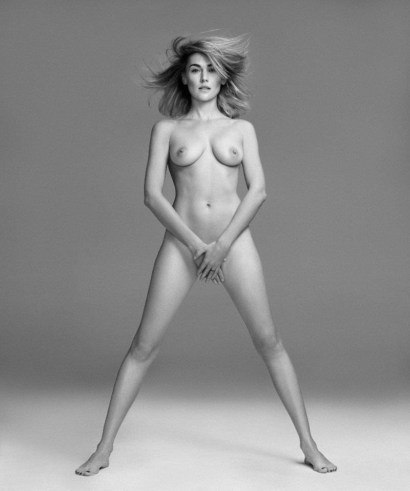 Marta Nieto desnuda