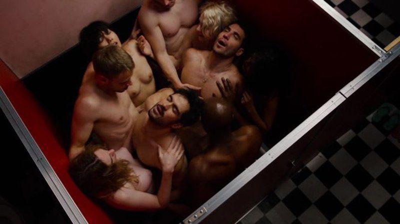 La orgía de Sense8