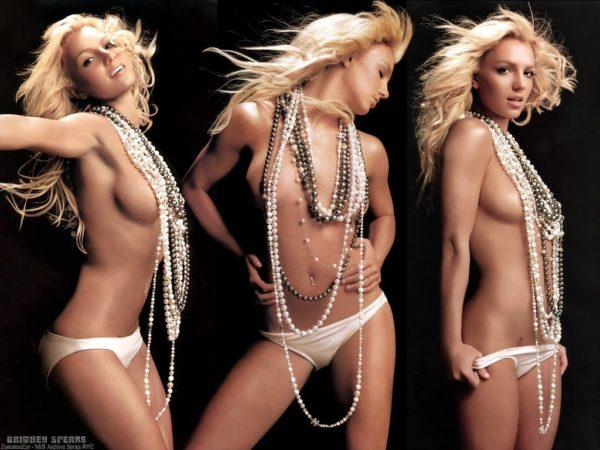 Las imágenes más sensuales de Britney Spears