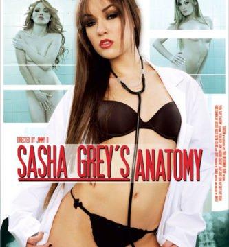 Anatomía de Sasha Grey
