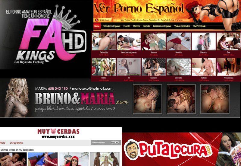 Mejires paginas porno gratis de españa Las Webs Porno Espanolas Mas Famosas Rankings Y Listas Sexuales Erotismo Sexual