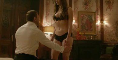Las escenas de sexo en Gorrión Rojo