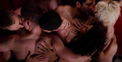 Orgías en España