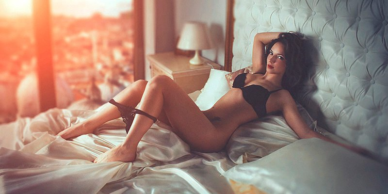 La fantasía sexual con una escort