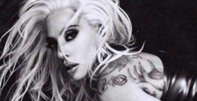 Lady Gaga se desnuda en Instagram