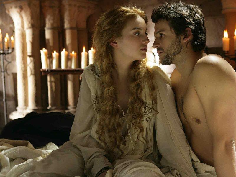 El incesto de Los Borgia con María Valverde