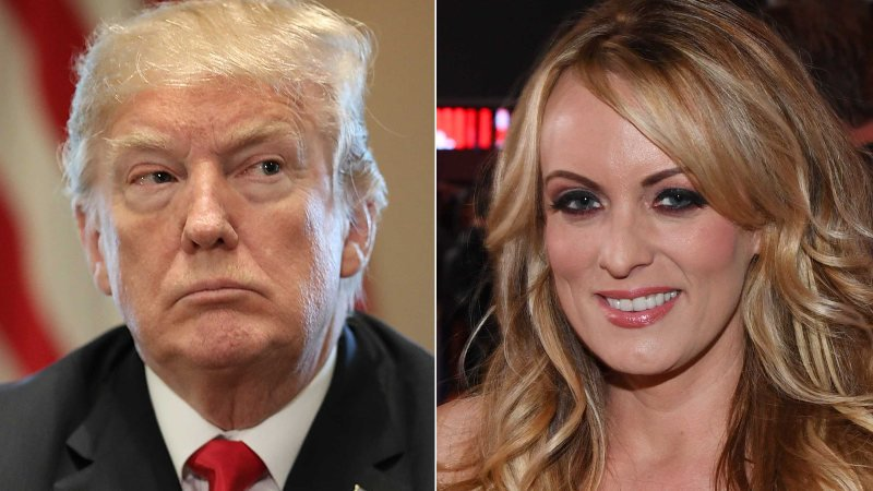 Jessica Drake acusa a Trump de conducta sexual inapropiada
