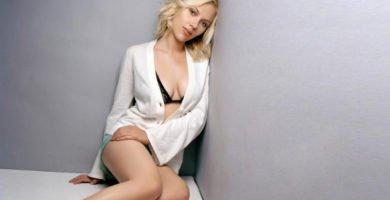 Las escenas más calientes de Scarlett Johansson