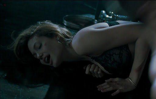 Angelina Jolie follando en amar peligrosamente