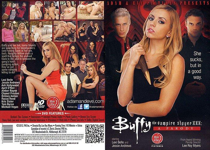 Buffy the Vampire Slayer XXX
