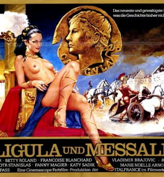 Calígula y Mesalina